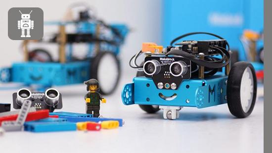 Ρομποτική για παιδιά και εφήβους